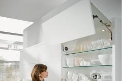 accessori cucina arredamenti sgrigna giove terni viterbo arex apertura a serranda servo drive