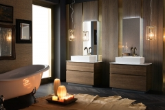 arredo bagno arredamenti Sgrigna mobilificio Giove Terni Viterbo Compab  modello bagno