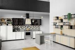 cucine arredamenti sgrigna giove terni viterbo colombini casa artec quadra Quadra4