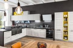 cucine moderne arredamenti sgrigna giove terni viterbo arex fiorella laminato matrix meringa