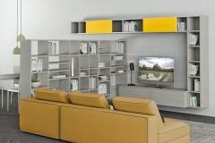 soggiorni divani arredamenti sgrigna giove terni viterbo colombini casa Infinity System