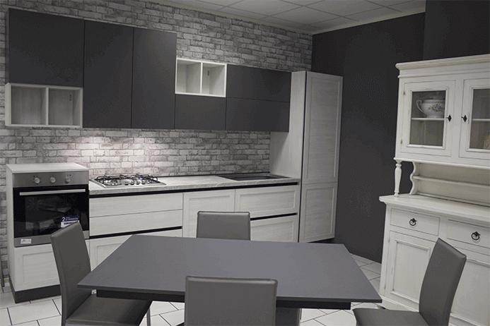 Cucina Arrex Twin Anta